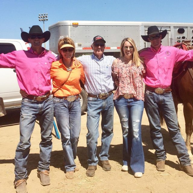 Sure love this squad of mine Clovis Rodeo 2017